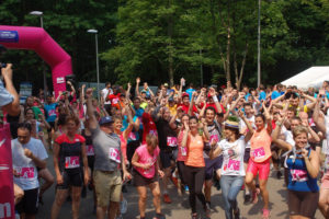 11th edition of the jogging-walk business-university of Liège