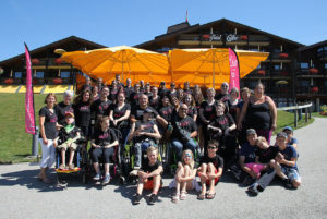Week-end des familles d'ELA Suisse