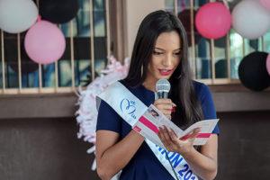 La Dictée d'ELA par Miss Réunion