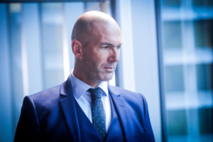 Zidane: coach of ELA?
