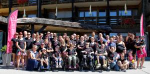 Week-end des familles d'ELA Suisse 2019