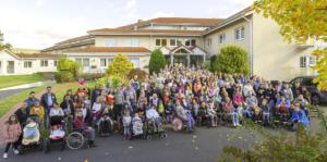 La famille ELA réunie – Hann. Münden
