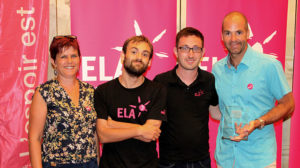 Didier Défago, new honorary member of ELA Switzerland :