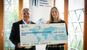 EIB donation finances rare disease research project